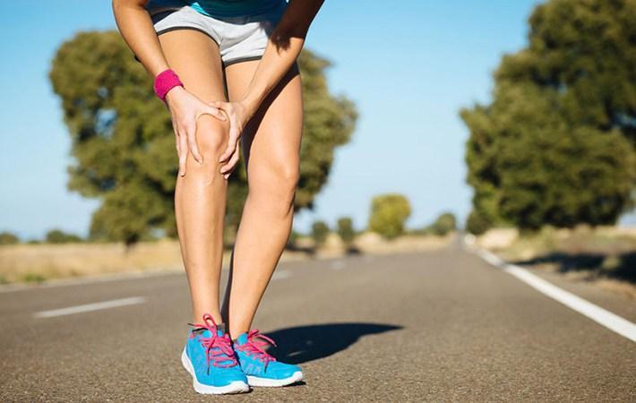 Tecnologia para controlar as dores no joelho